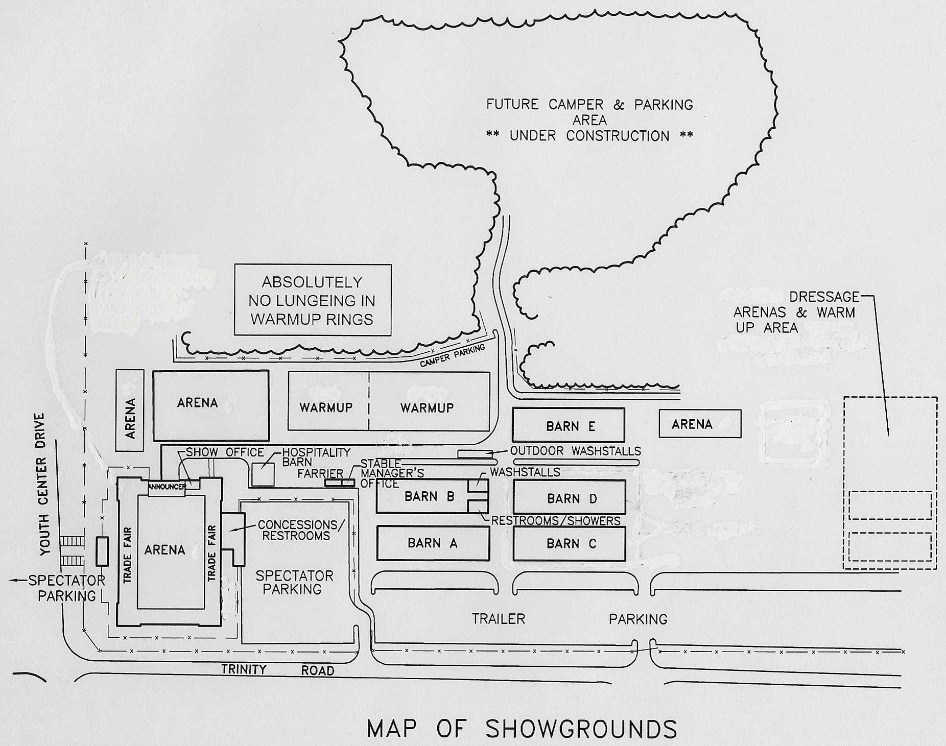 rosinburg events facilities